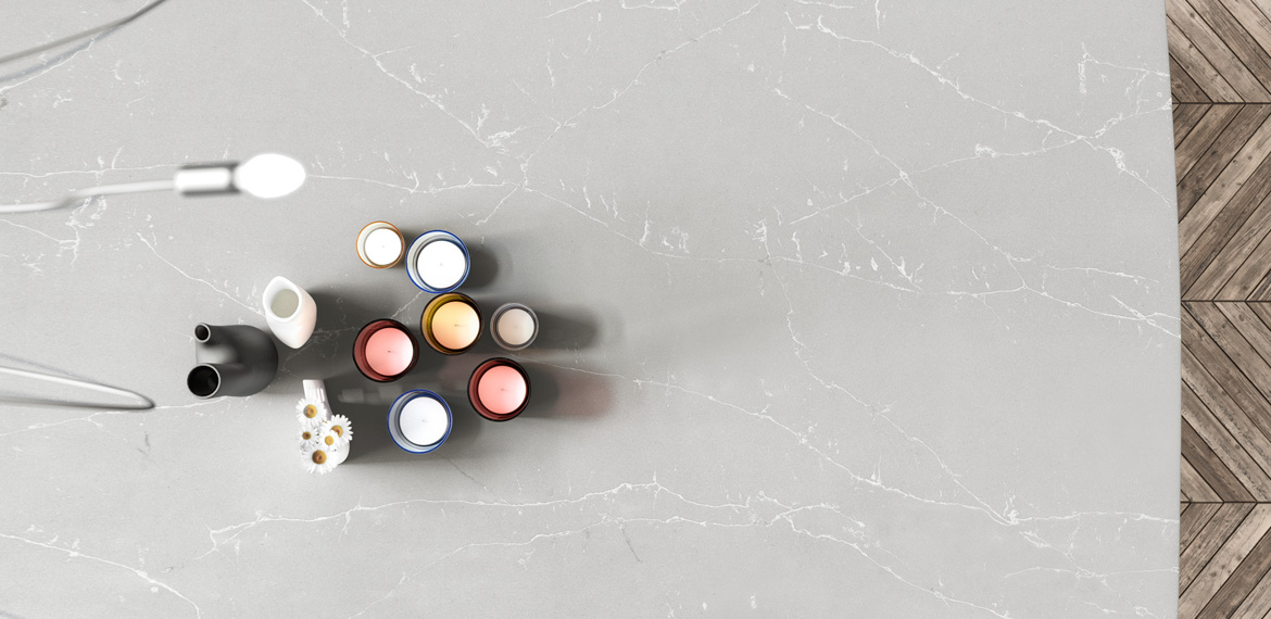 COMPAC, COMPACSURFACES, COMPAC THE SURFACE COMPANY, UNIQUE COLLECTION, ARGENTO