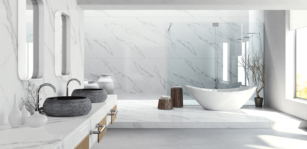 COMPAC, COMPACSURFACES, COMPAC THE SURFACE COMPANY, UNIQUE COLLECTION, CALACATTA