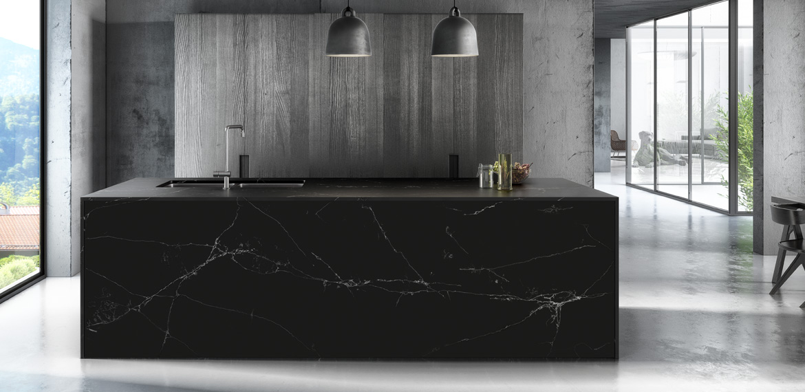 COMPAC, COMPACSURFACES, COMPAC THE SURFACE COMPANY, UNIQUE COLLECTION, MARQUINA