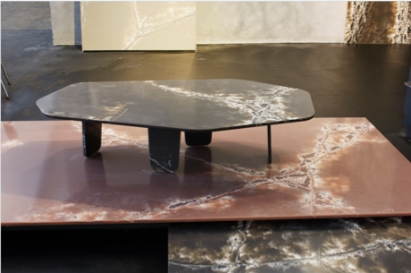 ICE by Arik Levy for COMPAC, THE SURFACES COMPANY opens