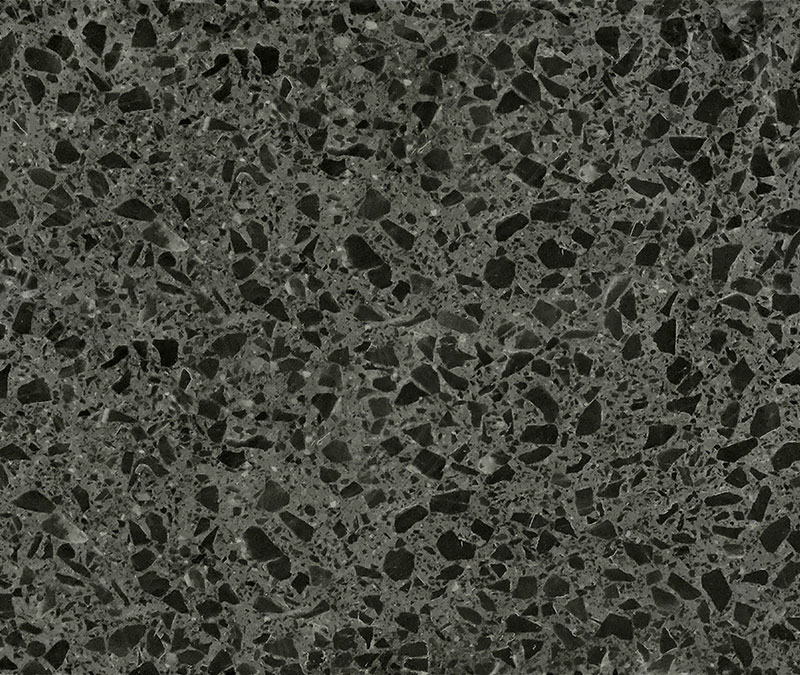 COMPAC, COMPACSURFACES, COMPAC THE SURFACE COMPANY, MARBLE COLLECTION, CLASSIC DARK GREY