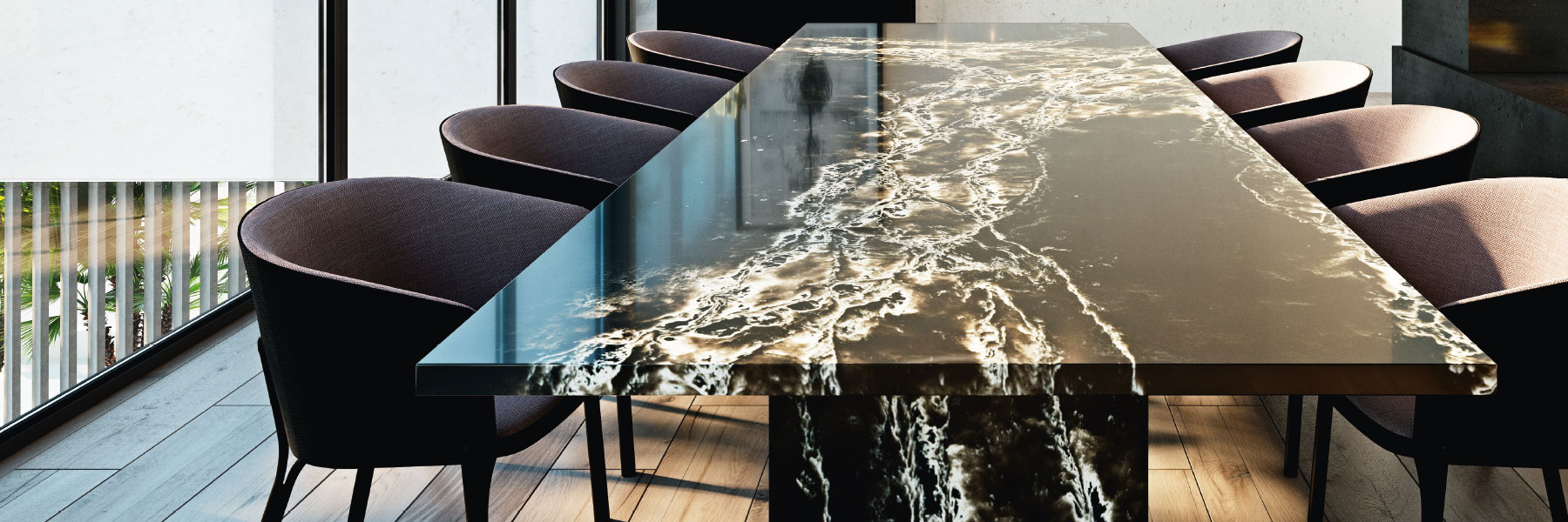 COMPAC, COMPACSURFACES, COMPAC THE SURFACE COMPANY, GENESIS, ICE MAX BLACK