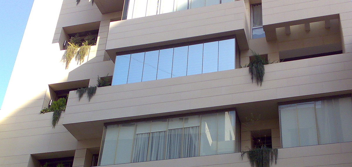 Al Manara Tower COMPAC Marble